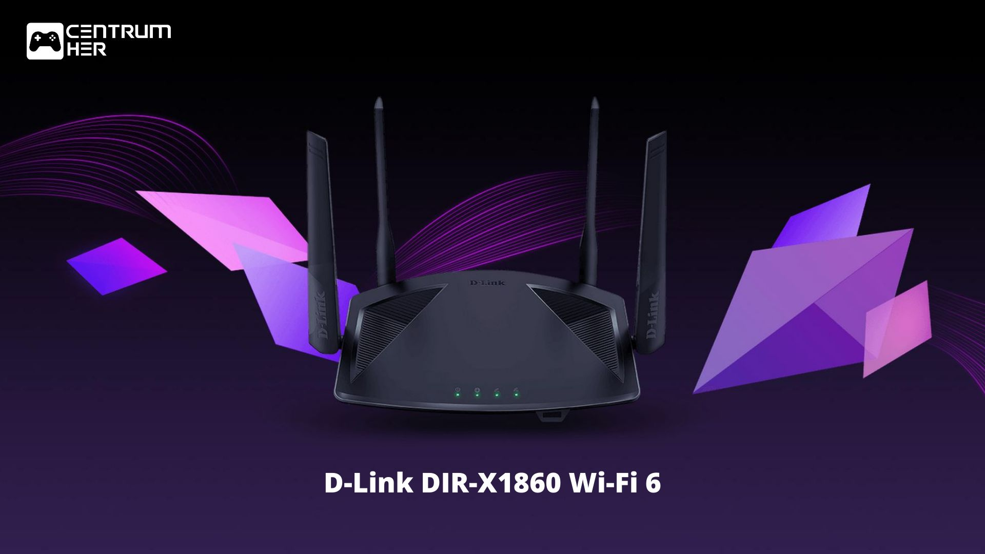 D-Link DIR-X1860 Test WiFi Router