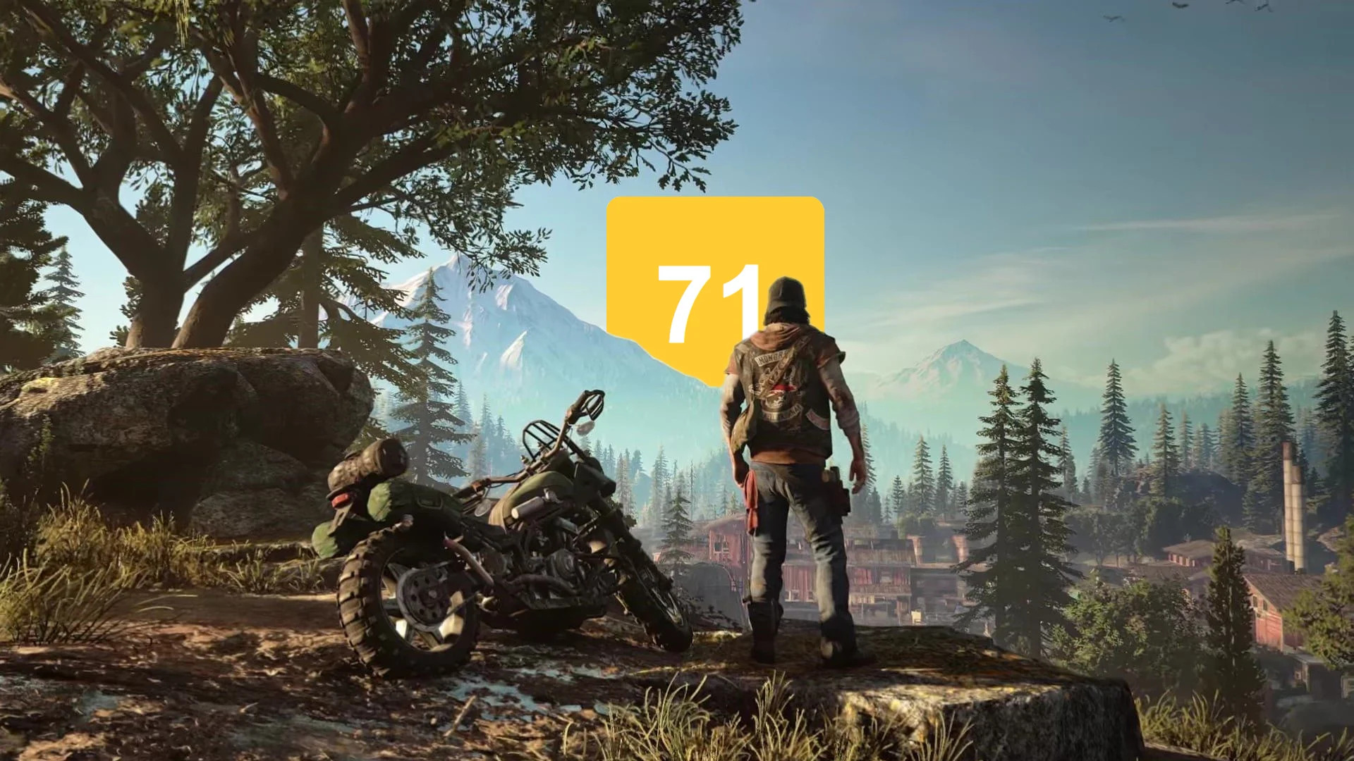 Days Gone, Sony and Metacritic