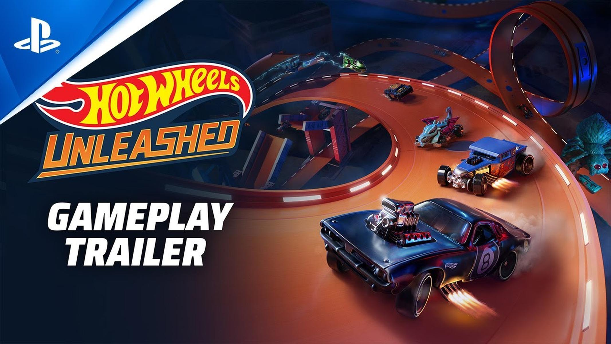 Hot Wheels Unleashed Gameplay