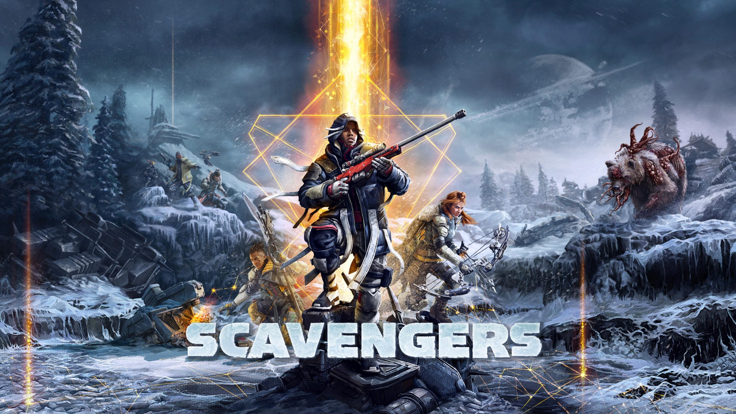 Scavengers PC Game Wallpaper