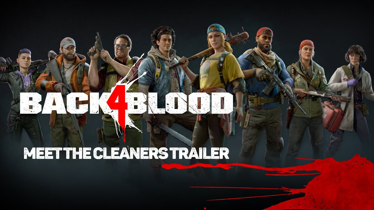 Back 4 Blood Characters