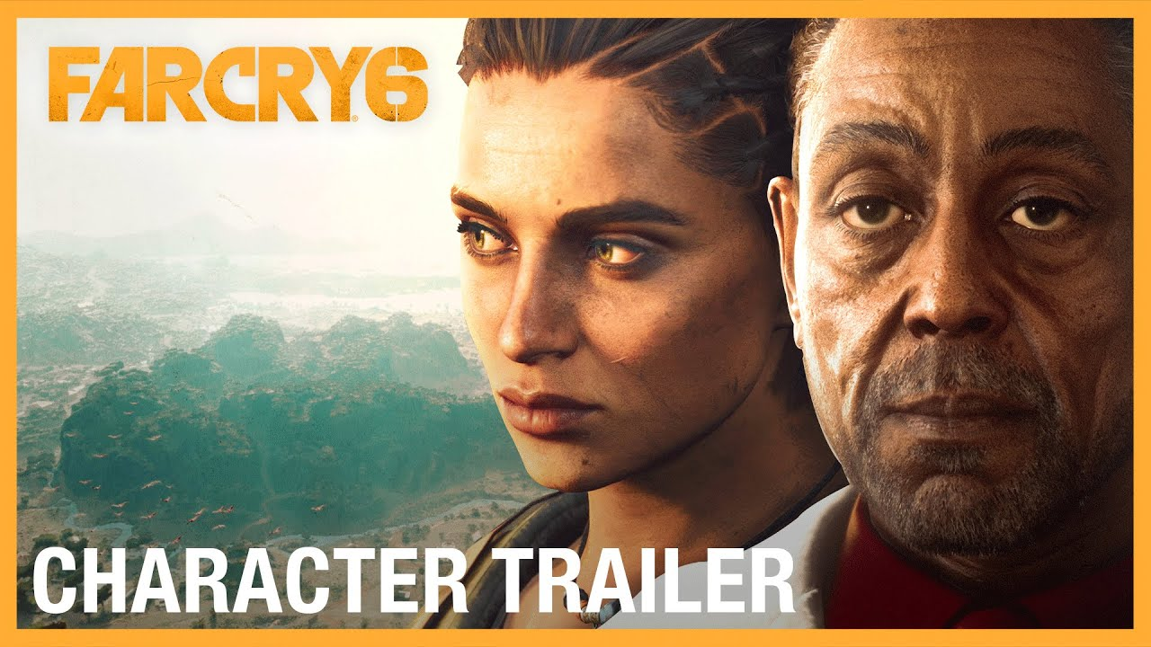 Far Cry 6 Characters