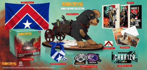 Far Cry 6 Fangs for Hire Collection