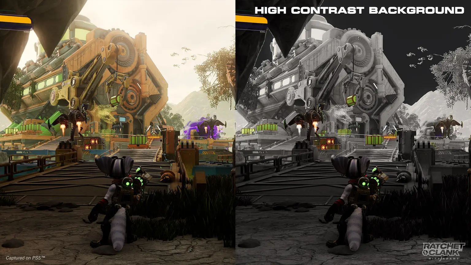 Ratchet and Clank Accessibility 02
