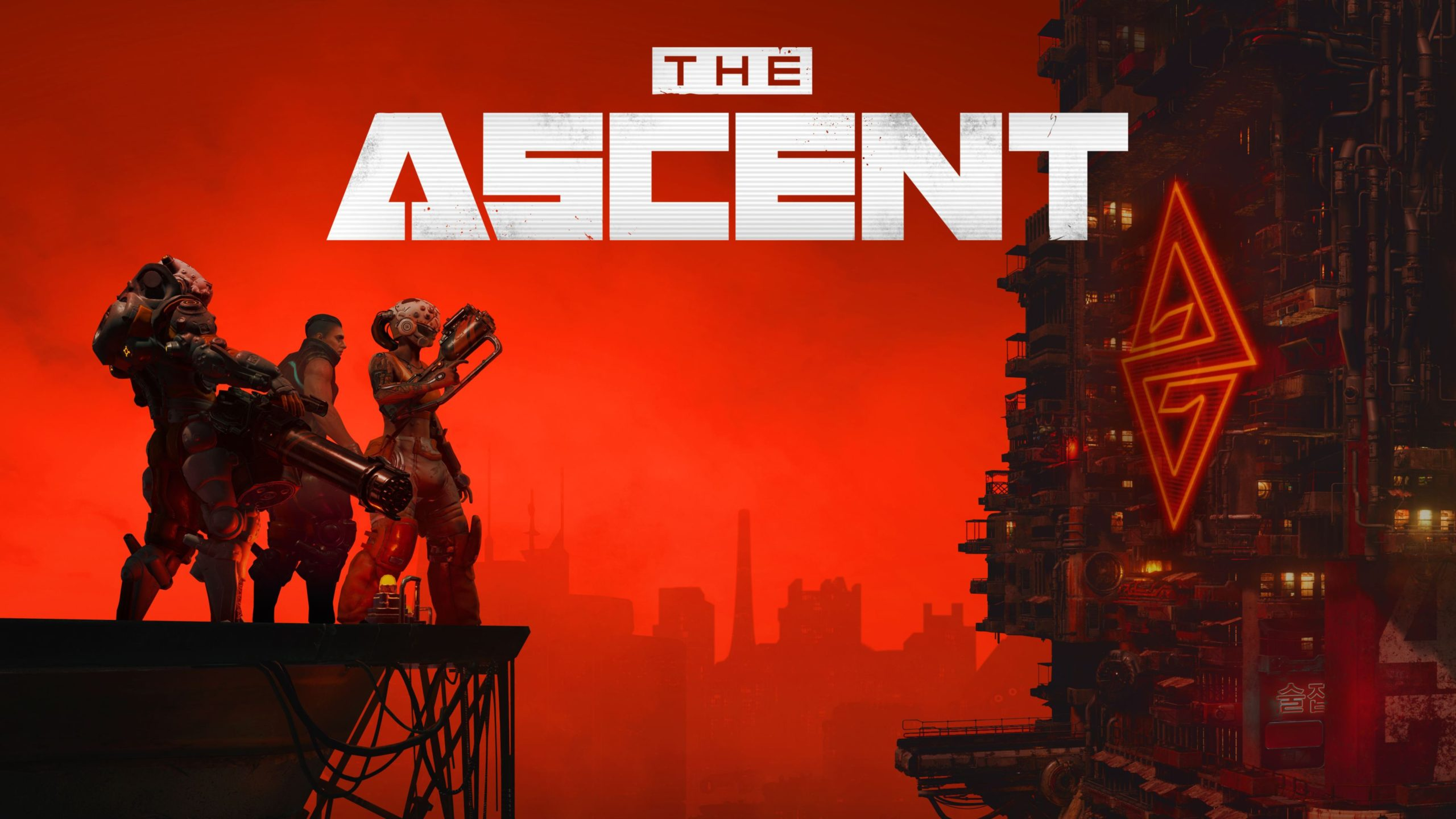 The Ascent Game Wallpaper