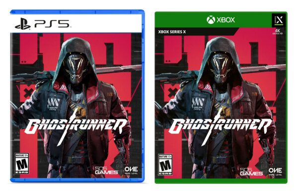Ghostrunner PS5 Xbox Series X