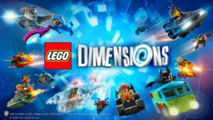 Lego Dimensions Game Image