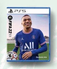 FIFA 22 PS5 Cover Star