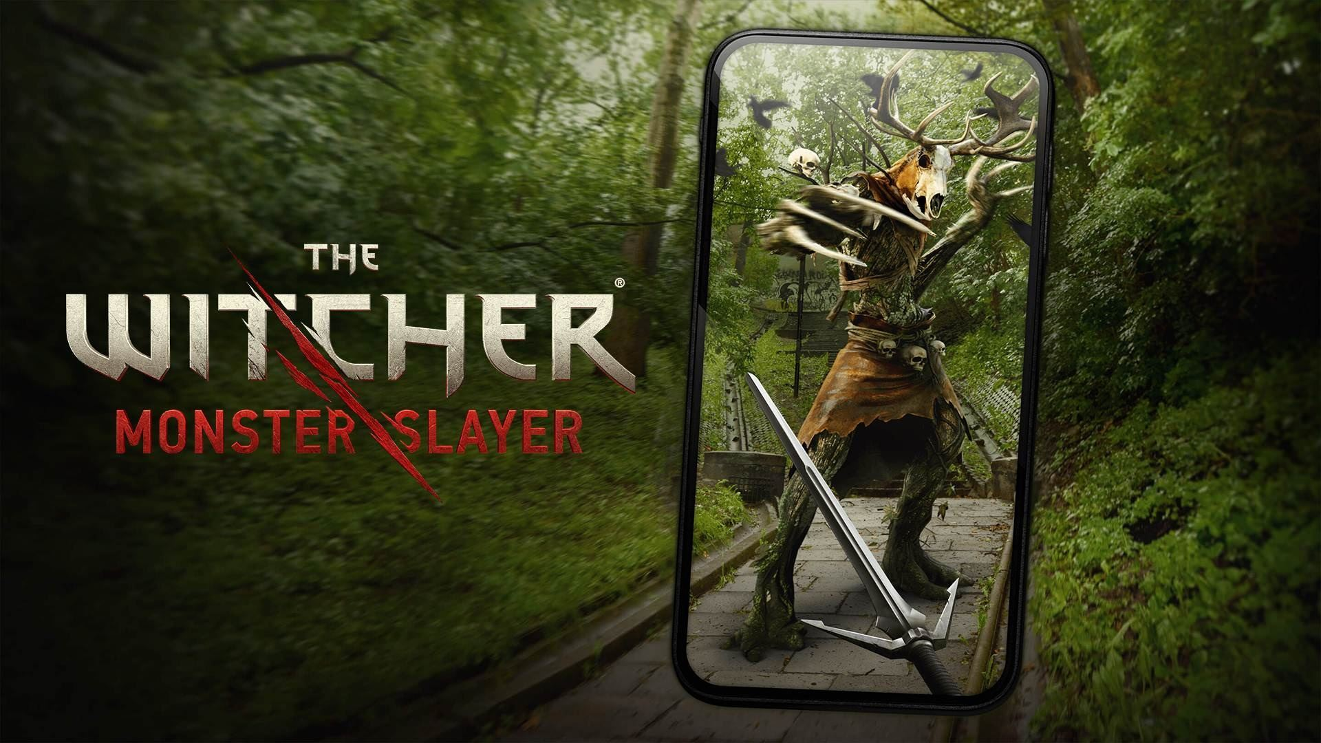 The Witcher Monster Slayer iOS Android