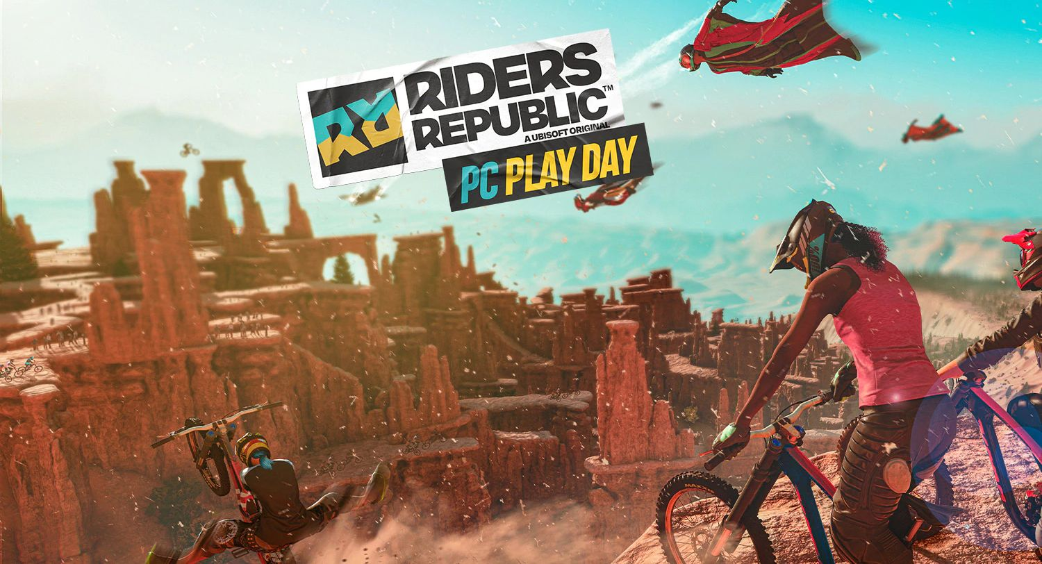 Riders Republic PC Play Day