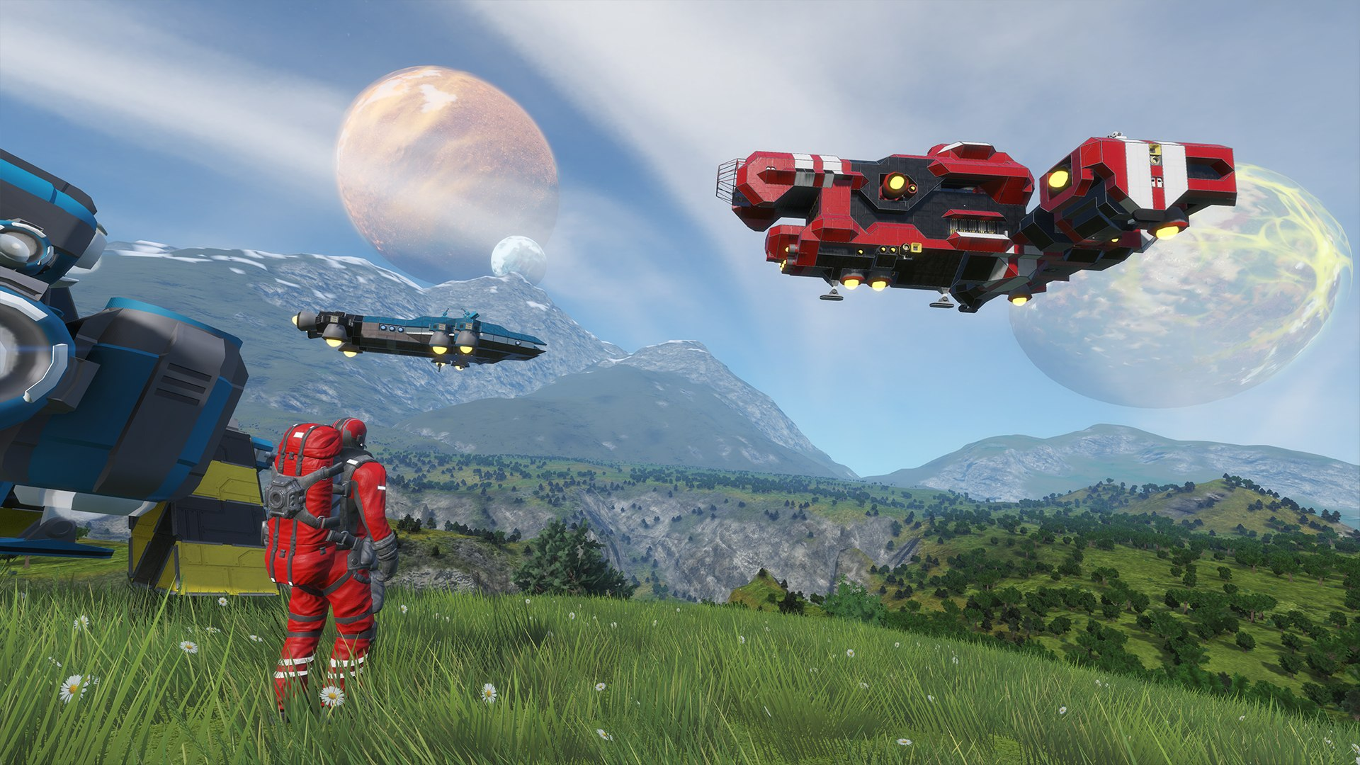 Space Engineers Planets_15